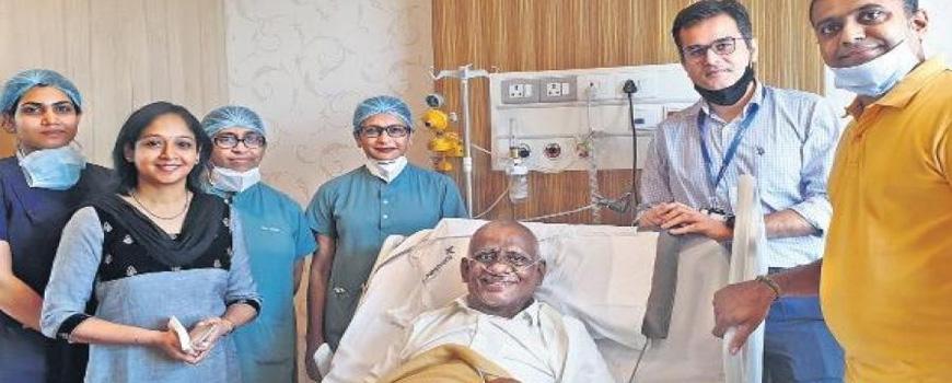 Rare Liver Transplant at VPS Lakeshore