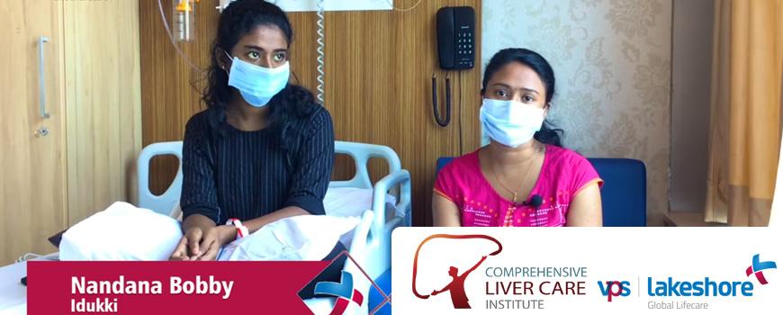 Liver Failure Treatment Kochi - Nandana Bobby